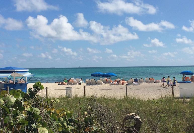 Circa 39 Hotel Miami Beach, Miami Beach, Plaj