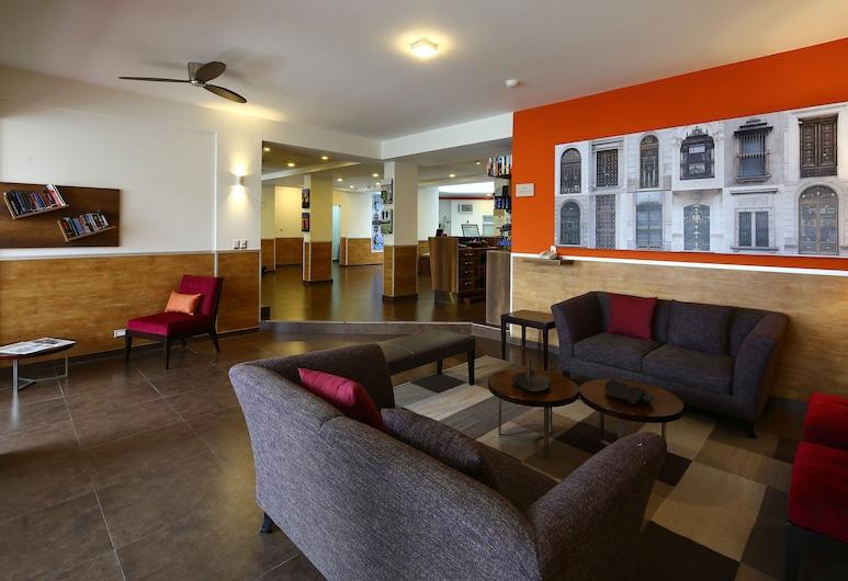 Casa Andina Standard Miraflores San Antonio, Lima, Hall