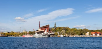 Mynd af STF af Chapman & Skeppsholmen í Stokkhólmur