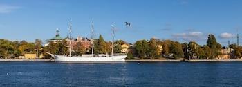 Selline näeb välja STF af Chapman & Skeppsholmen, Stockholm
