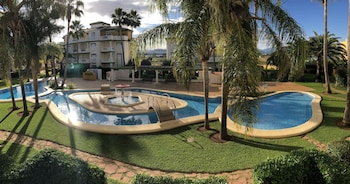 Enter your dates to get the Denia hotel deal
