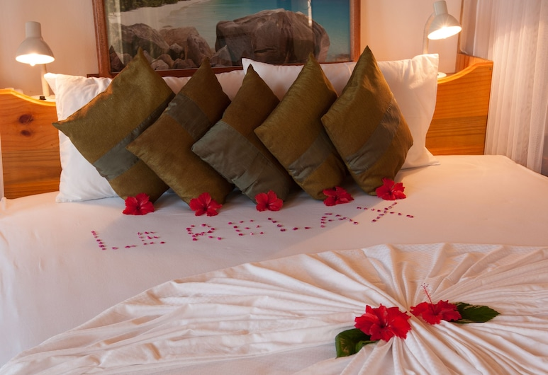 Le Relax St. Joseph Guest House, Pulau Praslin, Kamar Double Superior, Kamar Tamu