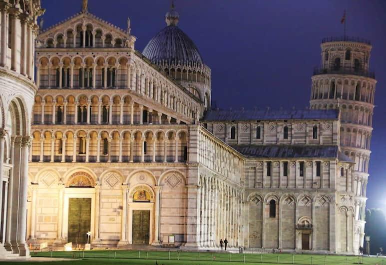 Hotel Pisa Tower, Pisa, Bahagian Luar