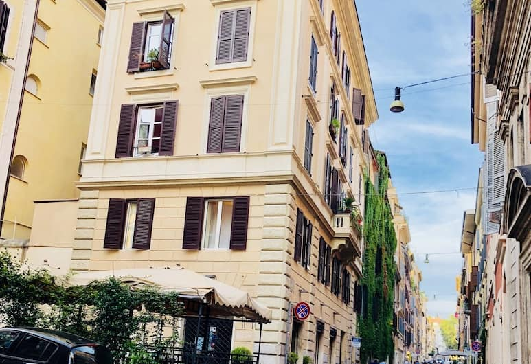 I Dormienti, Roma, Esterni