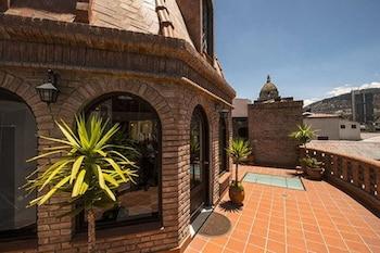 Foto van La Casona Hotel Boutique in La Paz