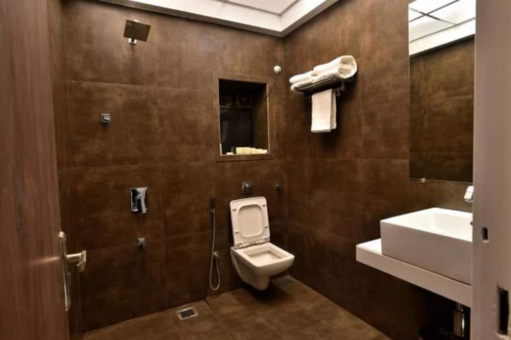 Apartament typu Deluxe Suite, 1 sypialnia - Łazienka