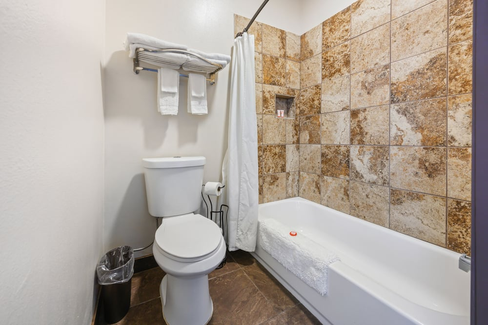 Room, 1 Queen Bed, Accessible - Bathroom