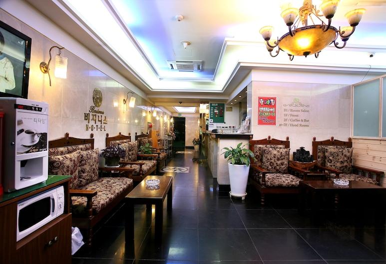 Business Hotel, Cheonan, Lounge della hall