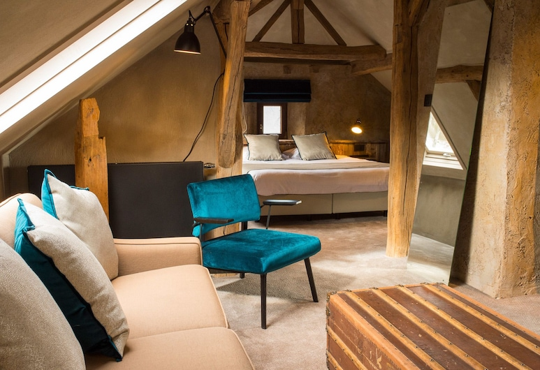 Hotel Victoria, Durbuy, Panoramic Suite, Terrace, Guest Room