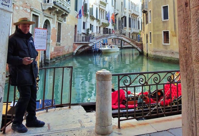 Youth Venice Palace, Венеция, Вид из отеля