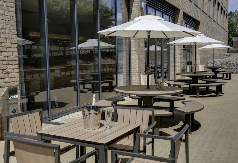 Holiday Inn Express London - ExCeL, London, Terrace/Patio