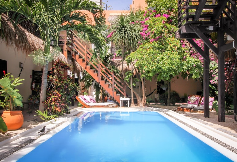 Villas Geminis Boutique Condo Hotel, Tulum, Outdoor Pool