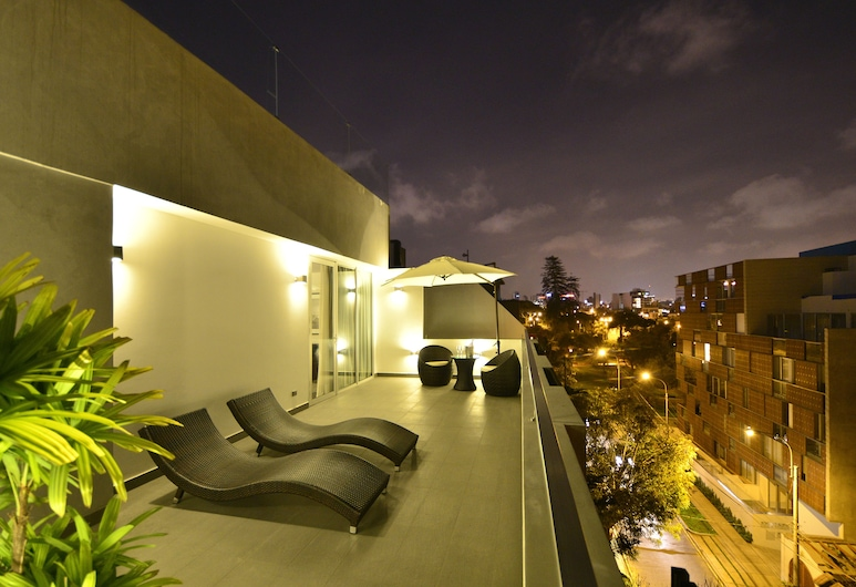 Aku Hotels, Lima, Svit Senior - bubbelbad, Gästrum