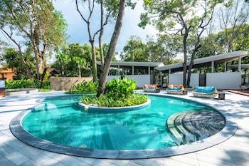 Foto di Binh Chau Hot Spring Resort a Xuyen Moc