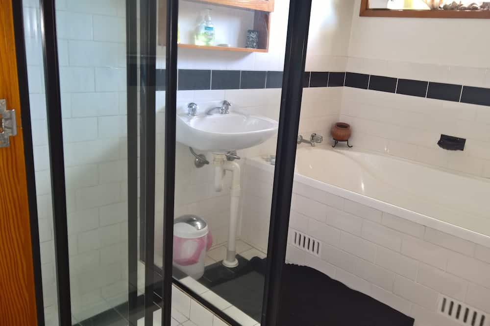 Δωμάτιο - Παροχές μπάνιου