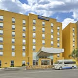 ホテルのフロント