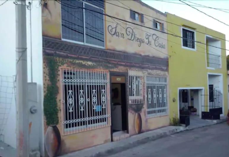 San Diego Tu Casa, Campeche, Hotel Entrance