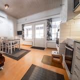 Standartinio tipo kotedžas, 1 miegamasis, sauna - Pagrindinė nuotrauka