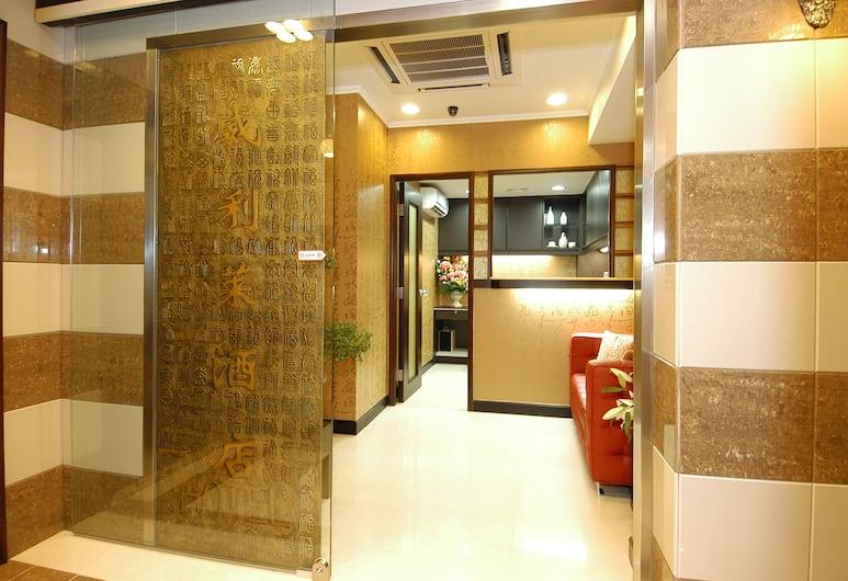 Rai Lei Hotel, Коулунь, Реєстрація