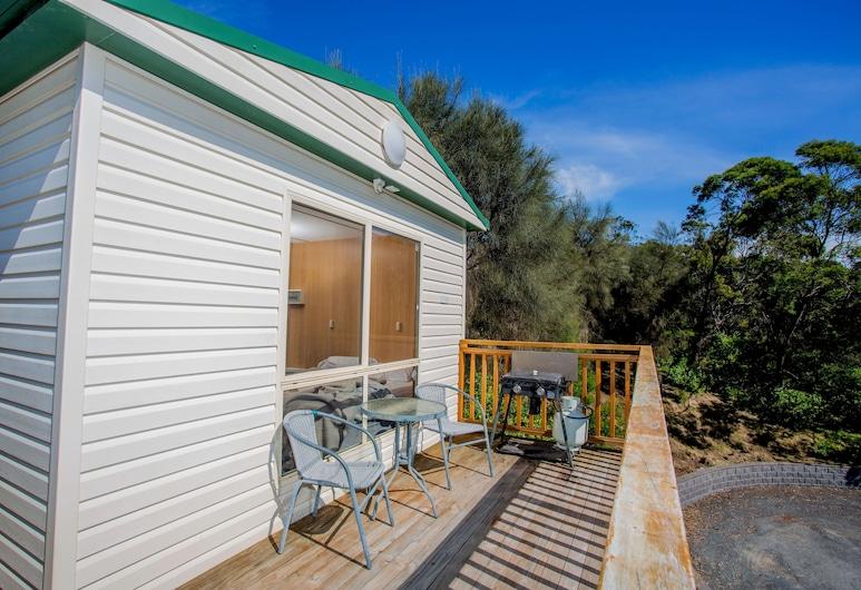 Discovery Parks – Hobart, Risdon, Rekreační domek typu Superior, 2 ložnice, Balkón