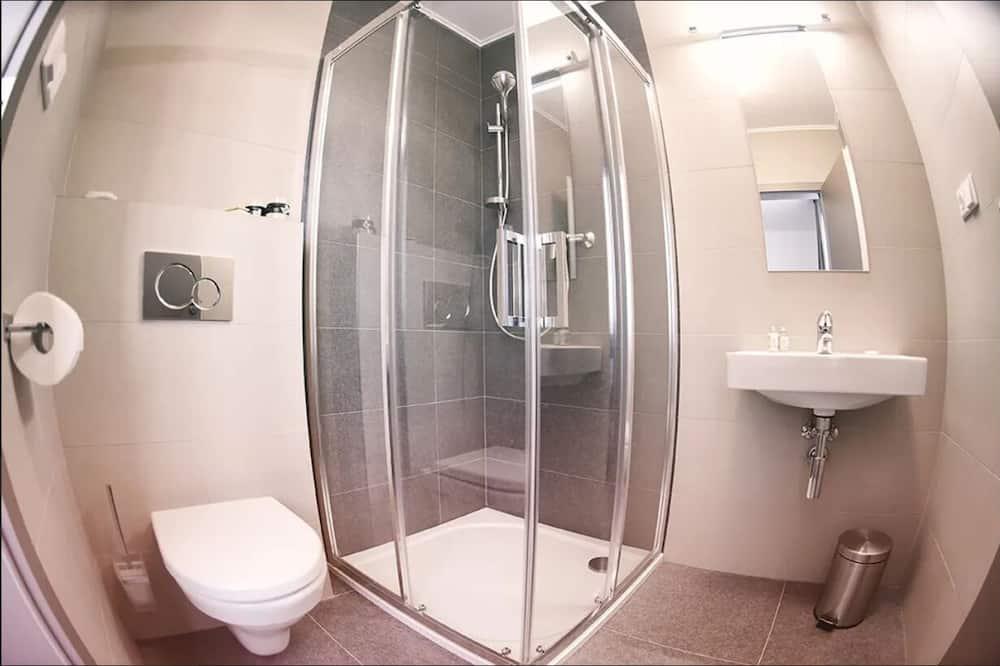 Розкішний двомісний номер, 1 ліжко «кінг-сайз» - Ванна кімната