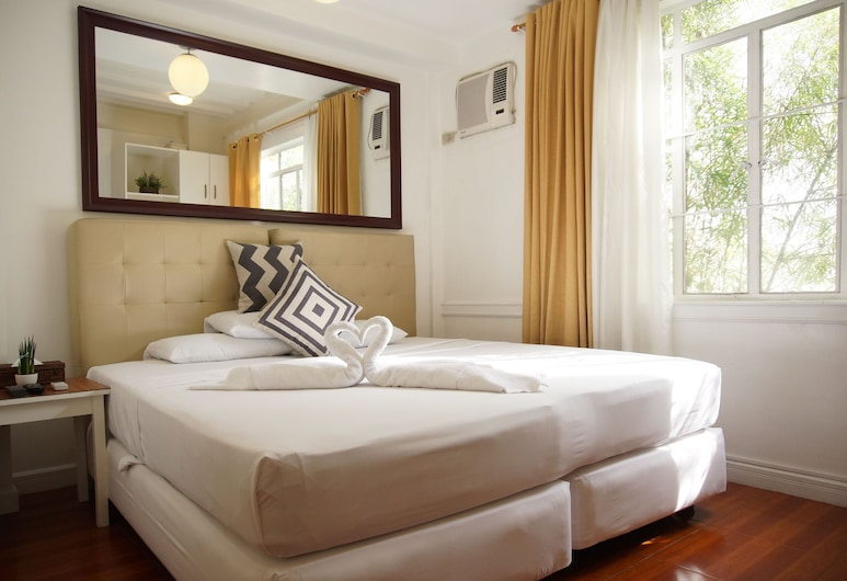 Makati Riverside Inn, Makati, Standard Room, Guest Room