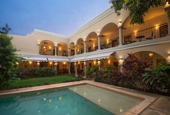 バリャドリード、ホテル ポサダ サン フアンの写真
