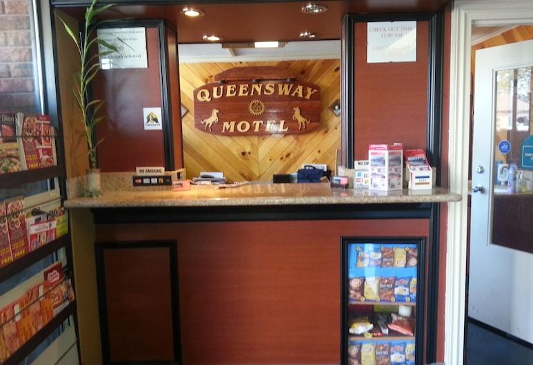 Queensway Motel, Toronto, Rezeption