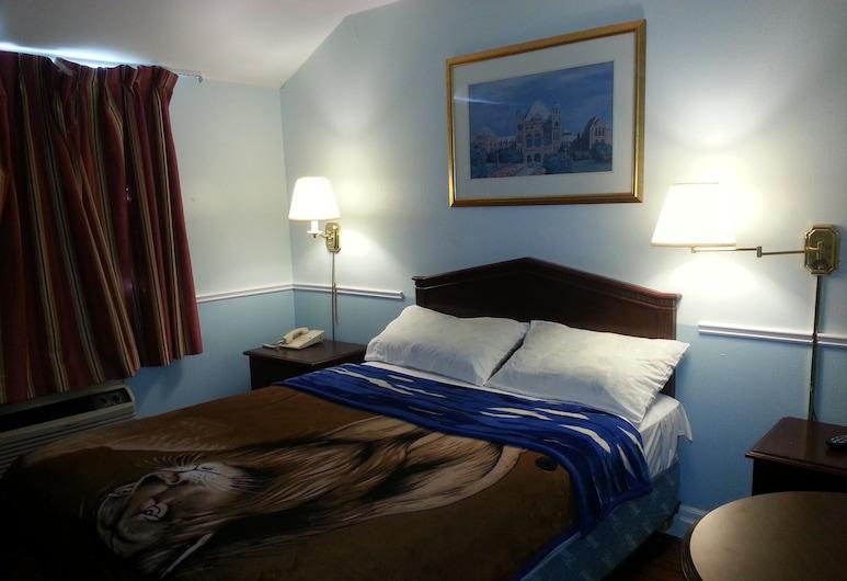 Queensway Motel, Toronto, Standard Room, 1 Queen Bed, Guest Room