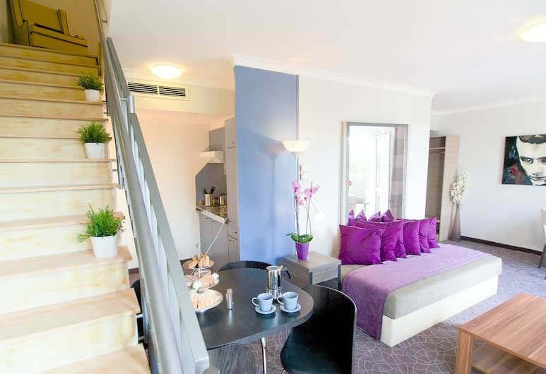 24hours Apartment Hotel, Viyana