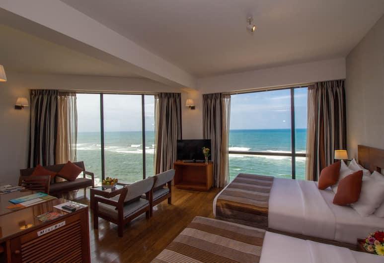 科倫坡海洋飯店, 可倫坡, 家庭標準客房, 沙灘/海景