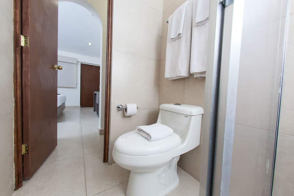 Standard egyágyas szoba - Fürdőszoba