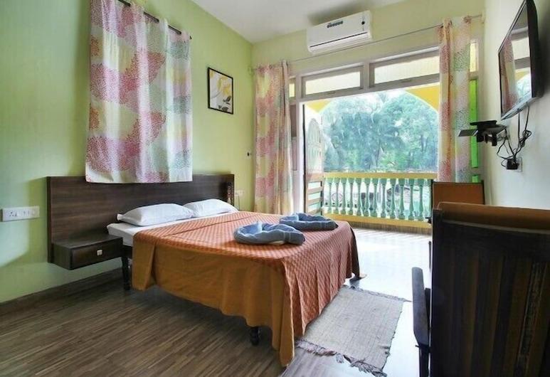 Bonanza Hotel, Baga, חדר אקזקיוטיב (AC), חדר אורחים