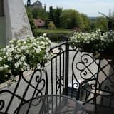 Departamento, balcón - Balcón
