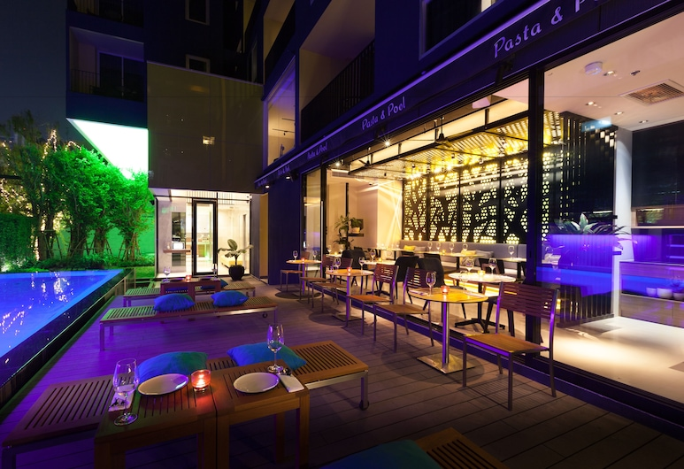 LiT BANGKOK Residence, Bankokas, Poilsio erdvė