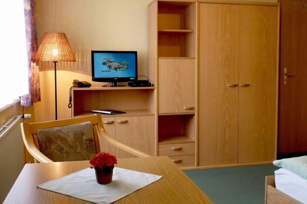 Habitación triple - Zona de estar
