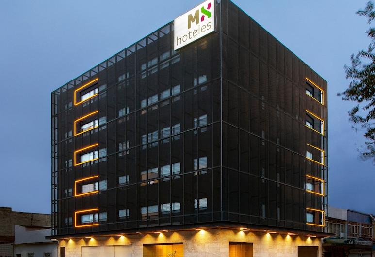 Hotel MX aeropuerto, Mexico City