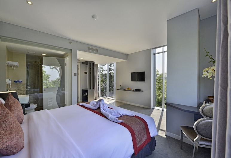 Serela Cihampelas Hotel, Bandungas, Ištaigingo stiliaus kambarys (with Breakfast), Svečių kambarys