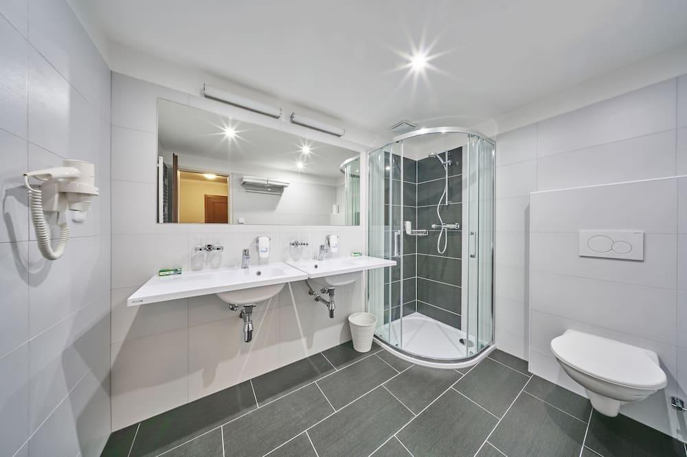 Family Room, 2 Bedrooms, Kitchenette - Bathroom