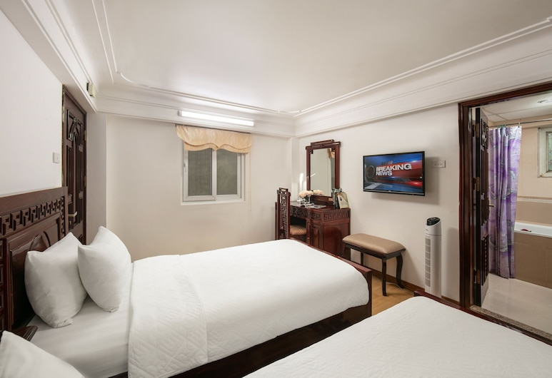 Little Diamond Hotel 2, Hà Nội, Phòng 2 giường đơn Deluxe, Phòng