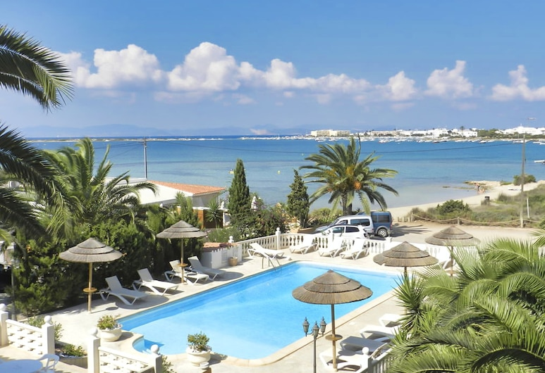 Hotel Lago Dorado - Formentera Break, Formentera, View from Hotel