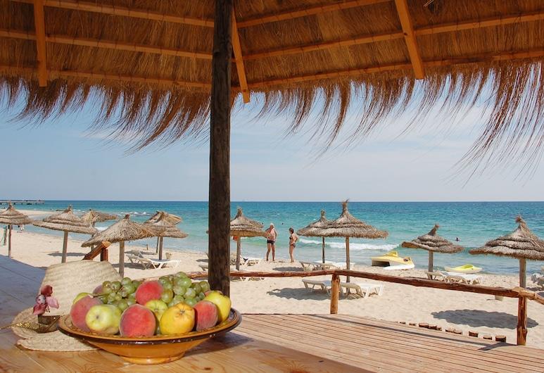 Hotel Byzance, Nabeul, Paplūdimys