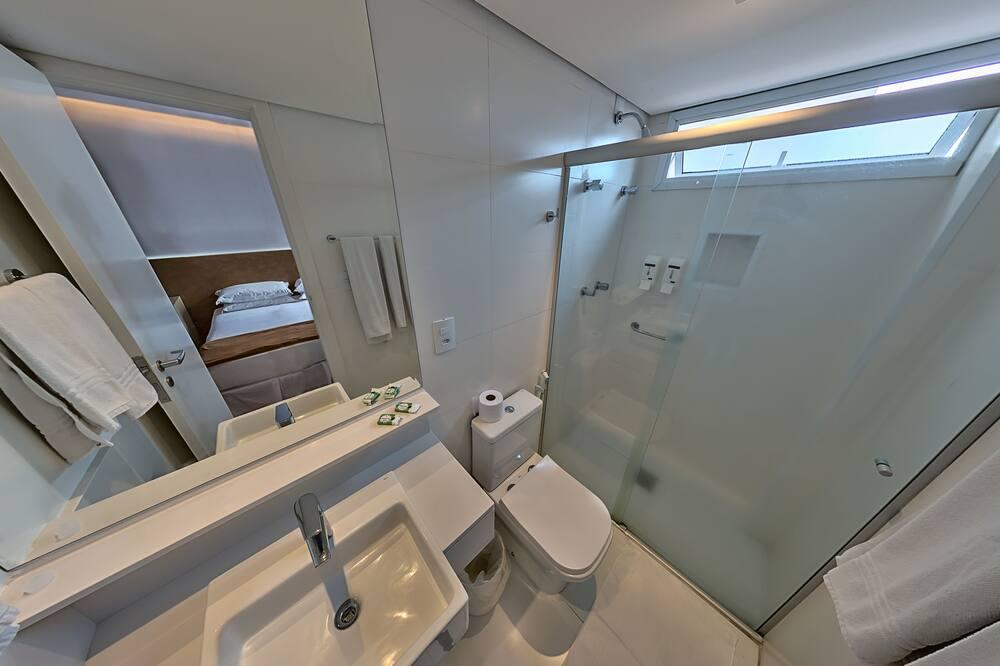 標準雙人房單人入住 - 浴室