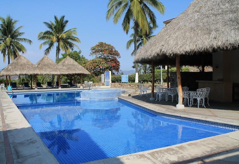 Villa del Palmar Manzanillo with Beach Club, Manzanillo, Venkovní bazén