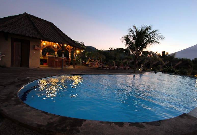Hotel Uyah Amed & Spa Resort, Karangasem, Kolam Renang Luar Ruangan