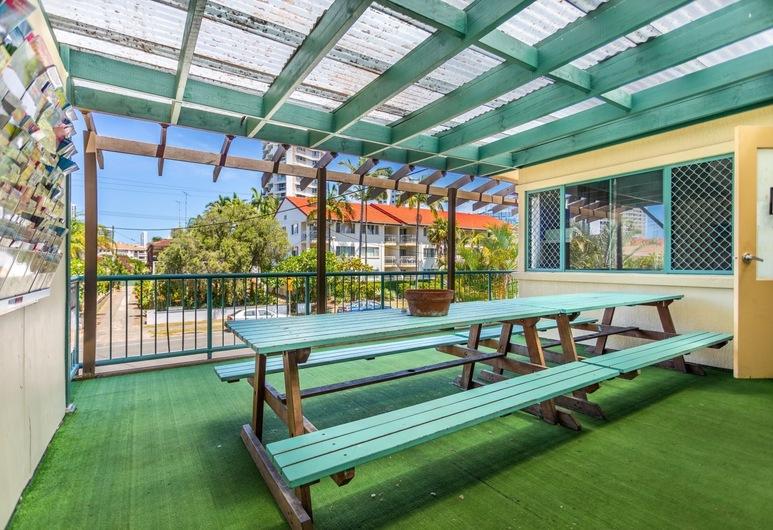 Sleeping Inn Surfers Paradise - Hostel, Surfer's Paradise, Dortoir Partagé, dortoir mixte, salle de bains commune (8 Share), Coin séjour