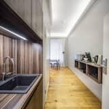 Double Room Studio 303 - Living Area