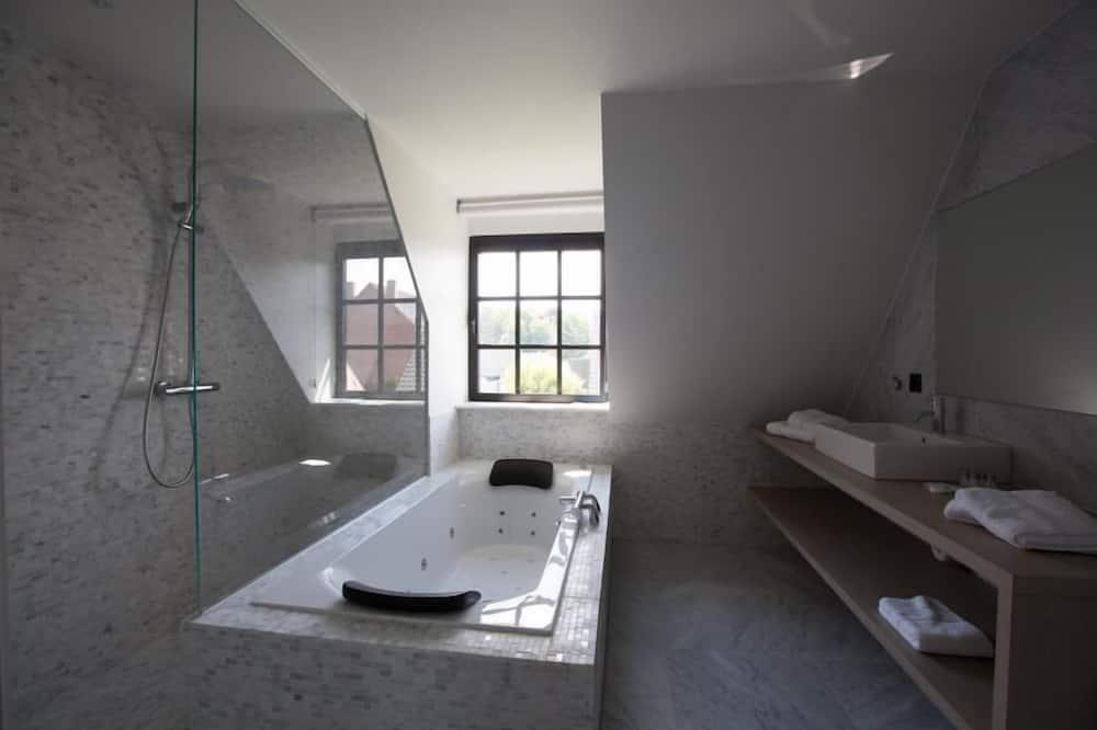 Suite (Single Use) - Badeværelse
