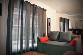 Foto van Athens Lotus Apartments in Athene