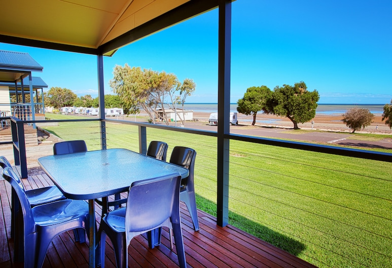 Discovery Parks – Whyalla Foreshore, Whyalla, Terraço/Pátio Interior